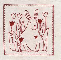 Cotton Country Quilt- Hase