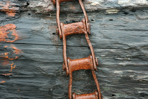 Rust on Wood
