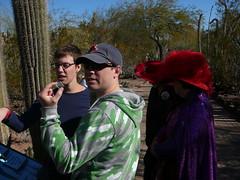 Allison and Joshua (alist) Tags: phoenix garden botanical desert alicerobison