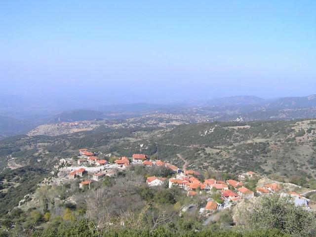 Πελοπόννησος - Αρκαδία - Δήμος Δημητσάνας Βλόγγος