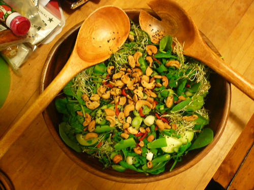 Crunchy Thai Salad