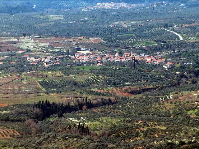 Πελοπόννησος - Μεσσηνία - Καραμανώλι Καραμανώλι