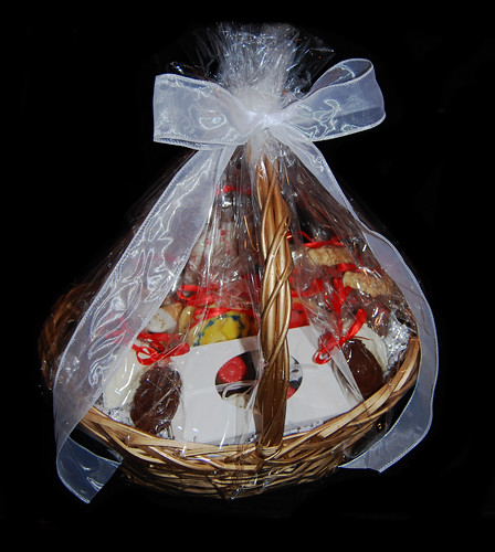 police promotion congratulations gift basket