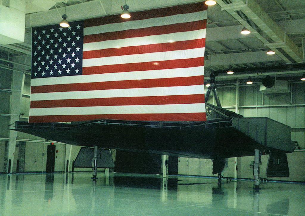 AFB Hangar Floor Coating