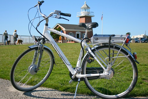 Schwinn Tailwind Electric Assist bike
