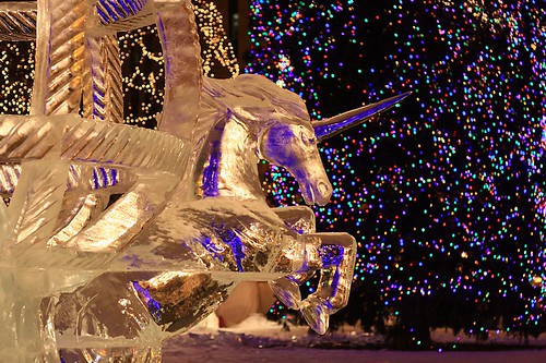 St Paul Winter Carnival - Ice Carvings