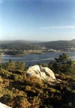 Montebranco Galicia Spain