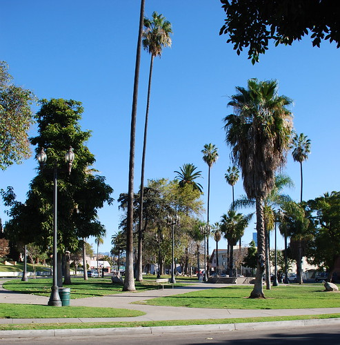 Terrace Park, Los Angeles