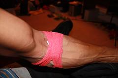 13/365 Bandage to stop bleedage (BlazinBajan) Tags: red veins 365 bandage redcross