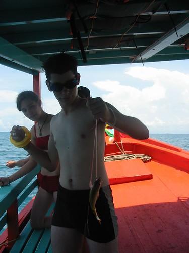 Het loze vissertje