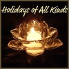 Holidays of All Kinds