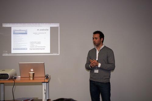 Hendrik Lennarz - Mobiles Blogging
