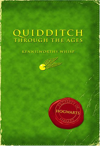 a paper on quidditchs history in the books about harry potter Jk rowling released the first half of a new story on the history of the quidditch world cup featured in her 'harry potter' books.