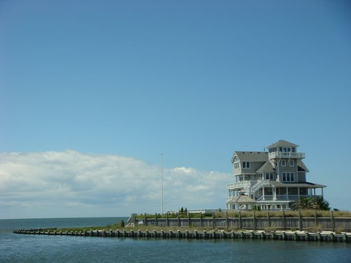 Vacation house near Ocracoke...