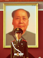 It has been 60 years. (ShanLuPhoto) Tags: beijing communism soldiers   tiananmen chairmanmao  maozedong    loolooimage