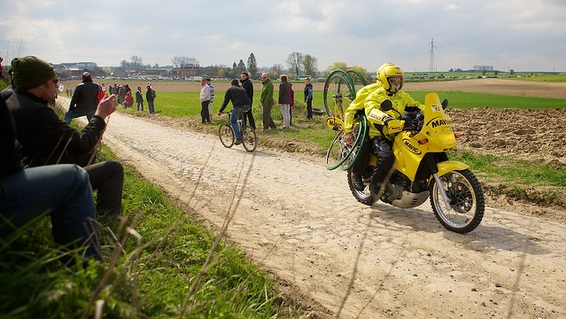 Mavic support Roubaix