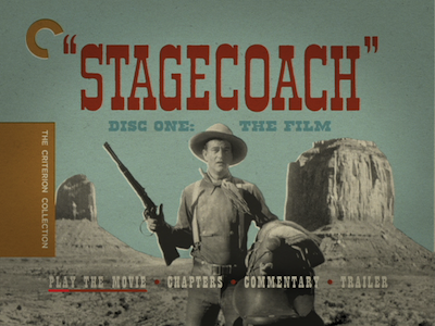 stagecoach film essay Watch the film multiple times, looking for a scene with about 10-12 shots b) choose a scene that has few enough characters that you can keep track of them within your analysis (2-5 characters usually, though it will depend on the scene.