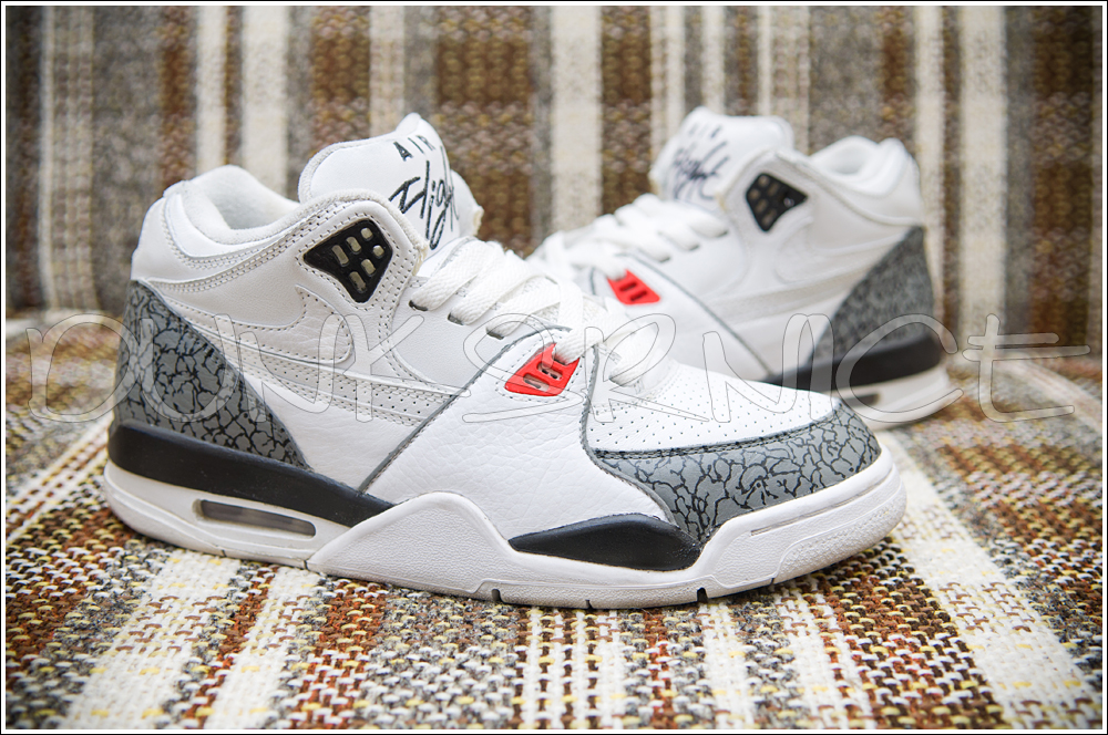 Poorman White Cement Flight 89 Scrapped Customs(Done by me)