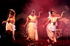 /   The Dream Maidens / Mayar Khela (pallab seth) Tags: uk england music london festival photo dance community play image song indian sony performance culture eu happiness dancer celebration story singer tradition performer cultural bangla storyline 2010 programme bengali tagore nri londonist rabindranath pujo culturalassociation kalipuja harrowartscentre dancedrama bengaliliterature bengalee kalipujo rabindrasangeet hdrxr500 nonresidentindian mayarkhela theplayoffanatasy centralbengaliorganisation