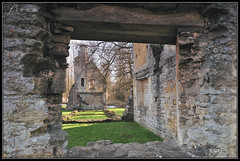 Minster Lovell 8 (Miaowlicious) Tags: nikon ruin sigma manorhouse englishheritage minsterlovell sigma1020 nikond300 15thcenturymanorhouse englishruin