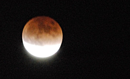 eclipse last night