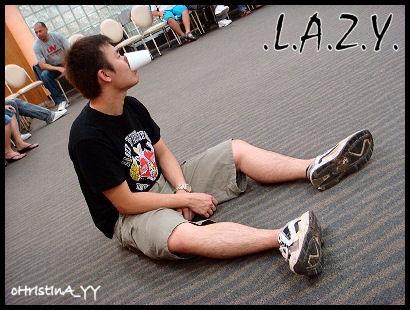 .L.A.Z.Y.