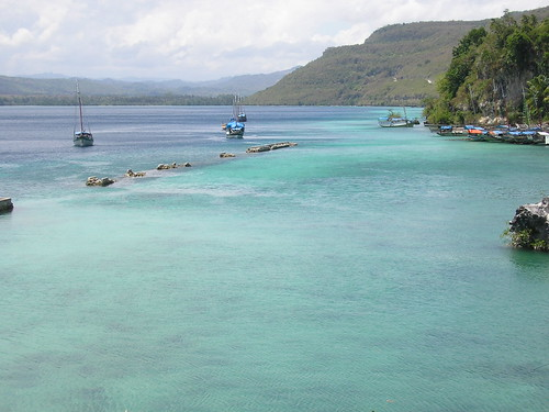 Coast of southeast Sulawesi