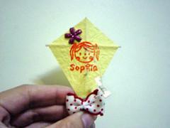 Sophia'S 微型風箏