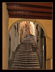per le antiche scale (giulifff) Tags: italy scale italia bellagio picturesque italians comolake lagodicomo