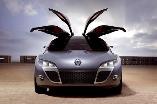Renault Megane Coupe Concept 6
