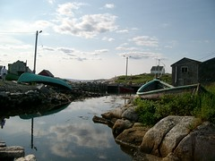 Peggys cove: harbour (fussball_89) Tags: canada america novascotia north northamerica thumbsup peggyscove twothumbsup cans2s flickrchallengegroup photofaceoffwinner thechallengegame pfogold friendlychallenges fussball89 thumbsupwrestling tuw104