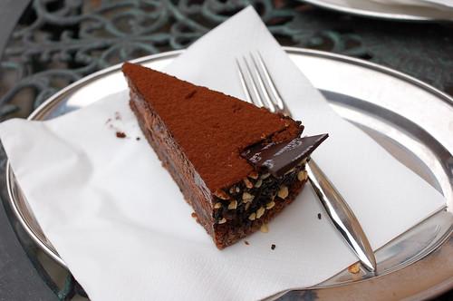 激ウマ、チョコムースケーキ