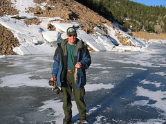 Me (fethers1) Tags: icefishing laketrout grossreservoir