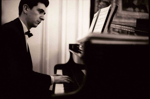 wedding photographer edward olive - the pianist