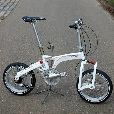 Folding Tandem Bicycle on Birdy Folding Bike  Group  Most Interesting Photos On Flickeflu