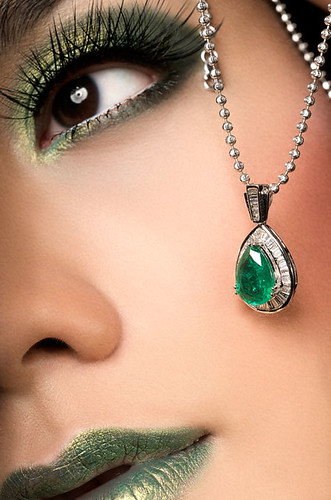 Jewellery - Green Emerald Collection