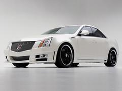 2008 D3 Cadillac CTS 2