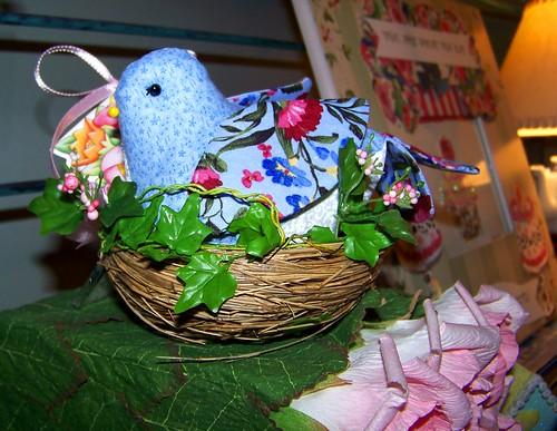 kathy's bluebird