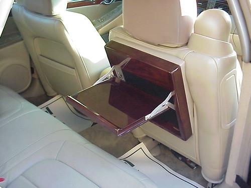 Armored Bulletproof Cadillac DTS Deville Sedan