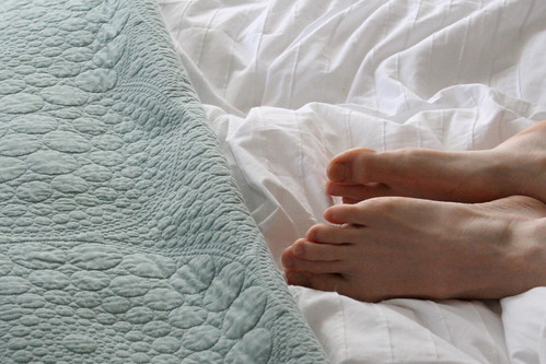 sick feet