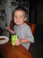 juice box grin