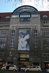 Kaufhaus des Westens: The most famous and luxurious department store in the capital