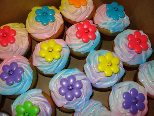 Rainbow cupcakes charley.salas@sbcglobal.net