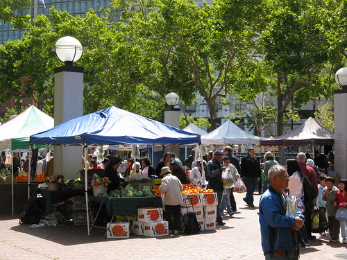 Farmers Market Civic Center