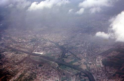Heilbronn from the Air