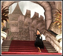 The stair (Kracht Strom) Tags: art photography 3d screenshot sl secondlife untouched strom windlight kracht slwindlight viritual krachtstrom viritualworld purewindlight krachtstromkracht