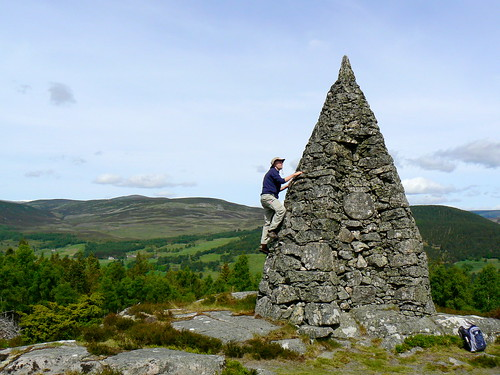 Climbing Purchase Cairn