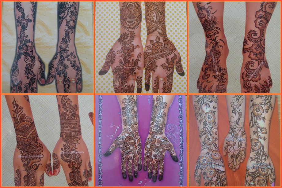 New Henna Design books