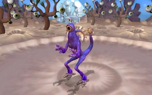 """""""Ika Zaru"""" Made w/ Spore Creature Creator"""