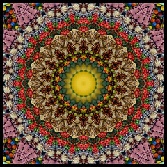 Kandy K-scope (Lyle58) Tags: abstract geometric circle candy kaleidoscope mandala symmetry zen harmony reflective symmetrical balance circular kaleidoscopic kaleidoscopes kaleidoscopefun kaleidoscopesonly brandyshaul